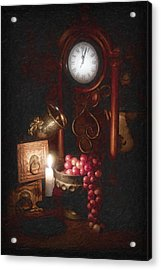 After Midnight Acrylic Print by Tom Mc Nemar