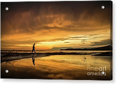 After The Storm Acrylic Print