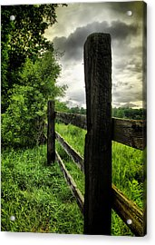 After The Storm Acrylic Print by Edward Myers