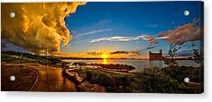 After The Storm Acrylic Print by Jeff S PhotoArt