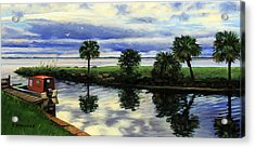 After The Storm Acrylic Print by Rick McKinney