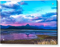 After The Storm Acrylic Print by Tor-Ivar Naess