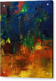 After You 2009 Acrylic Print by Gabi Dziok-Grubb