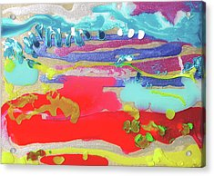 Afterglow #4 Acrylic Print by Joseph Demaree