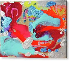 Afterglow #7 Acrylic Print by Joseph Demaree