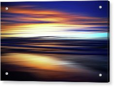 Afterglow Acrylic Print