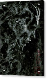 Afterlife Acrylic Print by Cambion Art