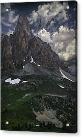 Afternoon In The Claree Valley Acrylic Print