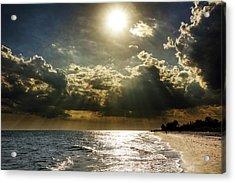 Afternoon On Sanibel Island Acrylic Print