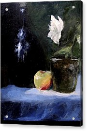Afternoon Still Life  Acrylic Print by Susan Tilley