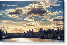 Acrylic Print featuring the photograph Afternoon Sun by James Billings