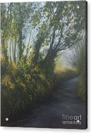 Afternoon Walk Acrylic Print