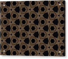 Agate Dimensions Acrylic Print