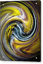 Agate The Mineral Acrylic Print