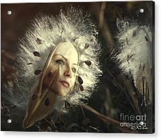 Ages And Aging Acrylic Print