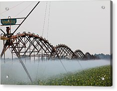 Agriculture - Irrigation 3 Acrylic Print