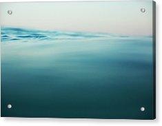 Agua Acrylic Print