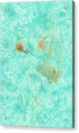 Ah, - #ss16dw011 Acrylic Print by Satomi Sugimoto