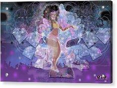 Ahanka Remix Acrylic Print