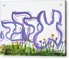 Ahava Ahabah Nf20-145 Acrylic Print