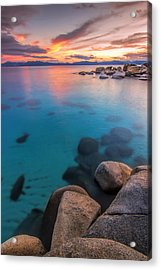 Ahold Of You Again Acrylic Print