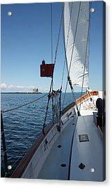 Ahoy Acrylic Print