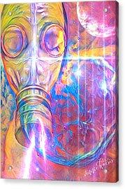 Air Bugs Acrylic Print