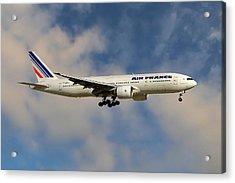 Air France Boeing 777-228 Acrylic Print