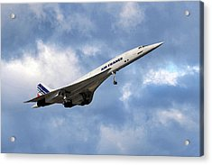 Air France Concorde 118 Acrylic Print