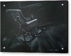 Air Loom  Acrylic Print by Chris O'Hoski