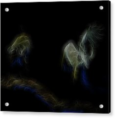Air Spirits 6 Acrylic Print by William Horden