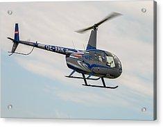 Air Surveillance Acrylic Print