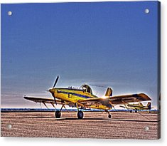 Air Tractor Acrylic Print