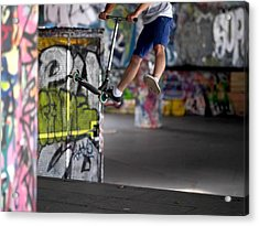 Airborne At Southbank Acrylic Print
