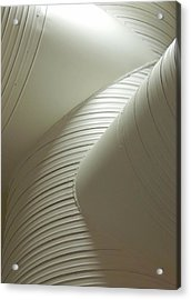 Airconditioned Sculpture Acrylic Print