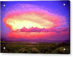 Airgasm Acrylic Print