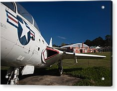 Airplane At A Historic Site, Tuskegee Acrylic Print