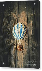Airs Of An Indoor Retreat Acrylic Print