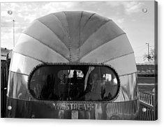 Airstream Dome Acrylic Print by David Lee Thompson