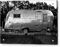 Airstream Life Acrylic Print by David Lee Thompson