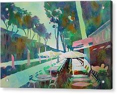 Aix En Provance Acrylic Print