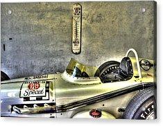 Aj Foyt 1961 Roadster Acrylic Print