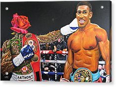 Aj Omo Oduduwa The World Champion Acrylic Print