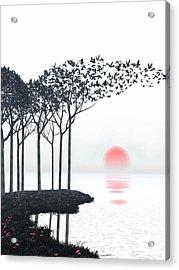Aki Acrylic Print