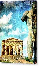 Akragas Acrylic Print