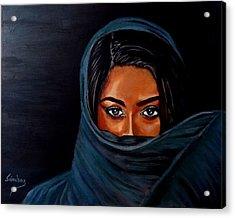 Al-andalus-1 Acrylic Print by Manuel Sanchez