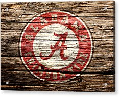 Alabama Crimson Tide Acrylic Print