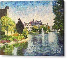 Alameda Marina Village 1 Acrylic Print