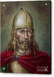 Alaric The Visigoth Acrylic Print