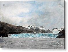 Alaska Ice Acrylic Print by Monte Toon